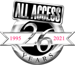 All Access Audio Summit 2021 logo