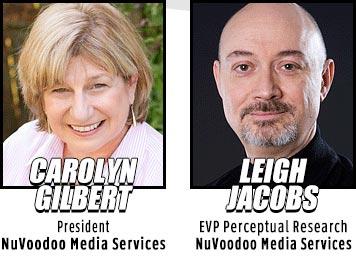 Carolyn Gilbert & Leigh Jacobs