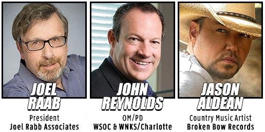 Joel Raab, John Reynolds, Jason Aldean